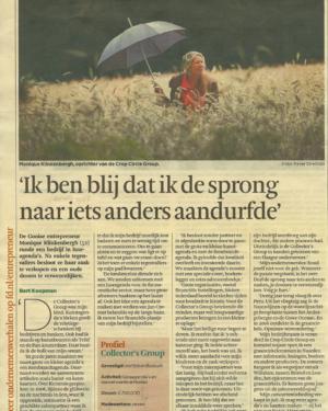 Het Financieele dagblad 25 juni 2011