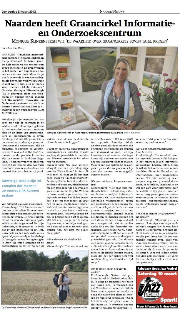 Monique-Klinkenbergh-in-het-Naarder-Nieuws-8-maart