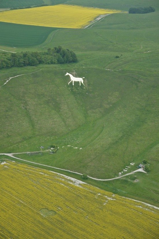 Cherhill, near Calne Wiltshire United Kingdom